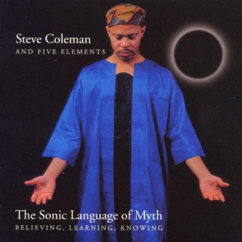 The Sonic Language of Myth CD Cover