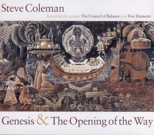 Genesis & The Opening of The Way CD Cover