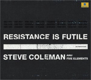 Resistance Is Futile CD Cover